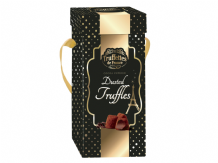 Truffettes French Cocoa Dusted Truffles Gift Box 1000g